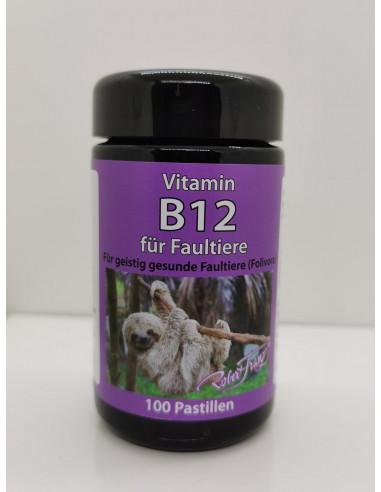 Vitamin B12 Pastillen 100Stück - Für...